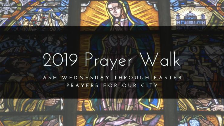 2019 Prayer Walk